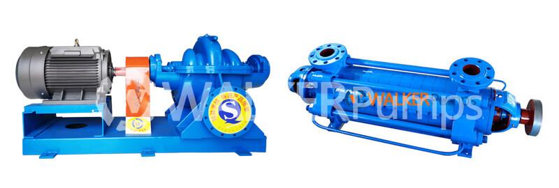 Single Stage pump VS Multistage Pump
