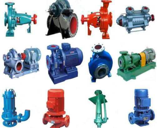 walker China types of pumps