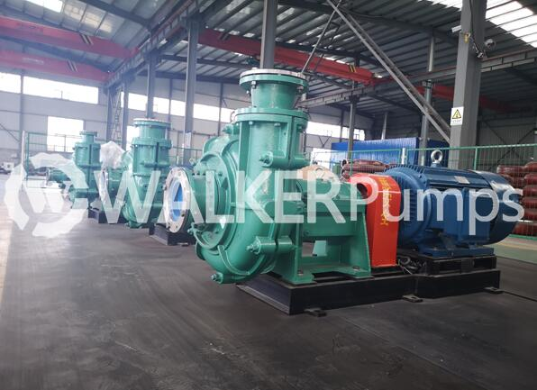 walker slurry pump VS mud pump