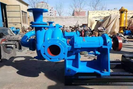 flow instability of slurry pump