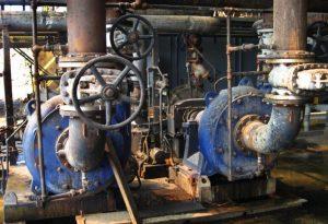slurry pump seal leakage